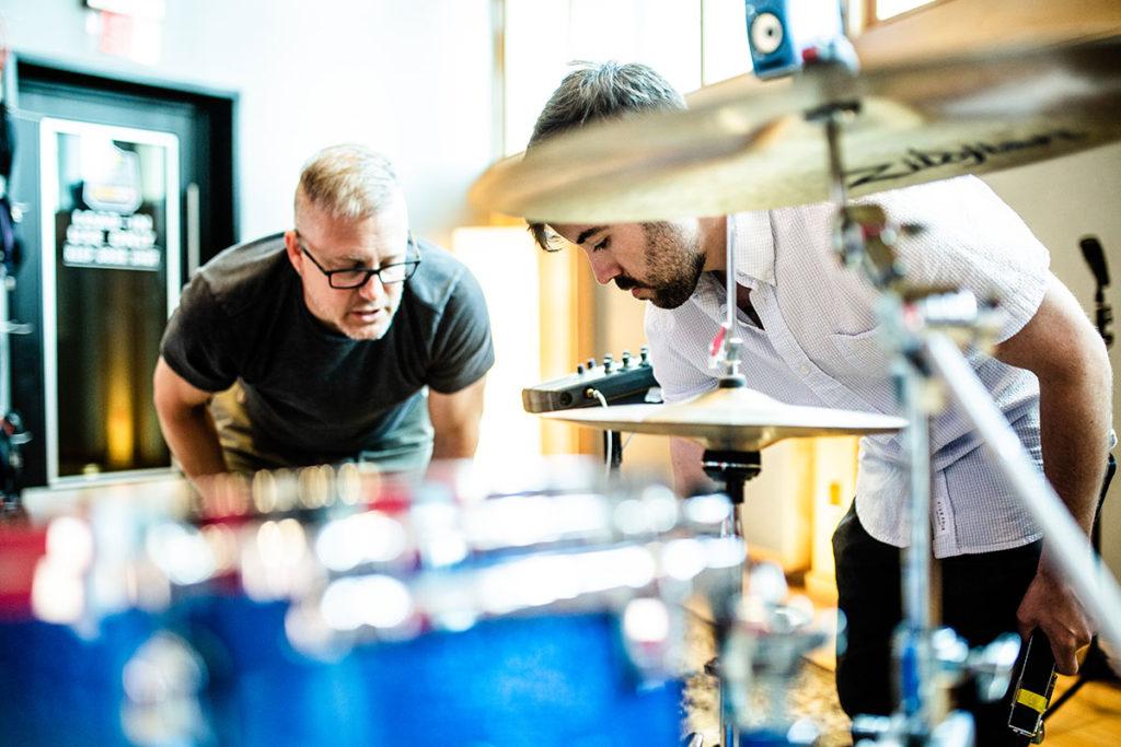 Shock City Studios — Doug & Sam Drums