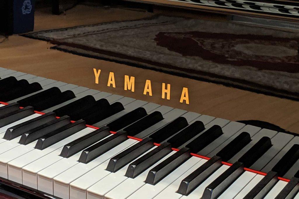 Shock City Yamaha C7 Grand Piano